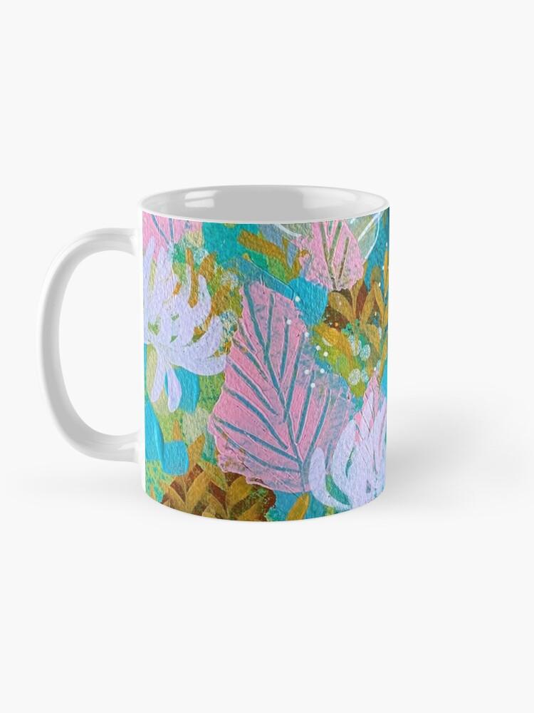 Alternate view of Treasures of the tide Mug