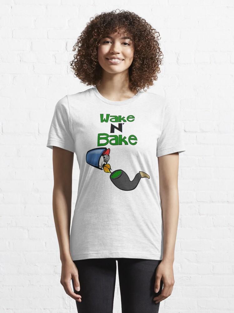 T-shirt essentiel ''Réveillez N 'Bake!': autre vue
