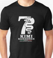 Kimi Räikkönen Alfa Romeo Racing Slim Fit T-Shirt