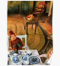 Toys - The tea party Poster