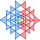hebraic, symbol, illustration, shape, vector, design, internet, crystal, utopia, pyramid, triangle shape, geometric shape by znamenski