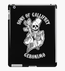 Sons of Gallifrey iPad Case/Skin