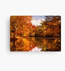Autumn - In a dream I had Canvas Print