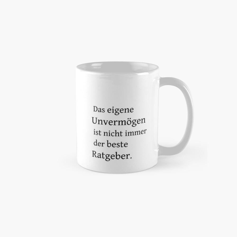 Klugscheißerbecher #1 Tasse (Standard)