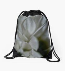 Daisy - Chrysanthemum Drawstring Bag
