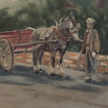Ye Old Pit Pony by kjhart8