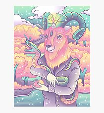 Live Deliciously! Photographic Print