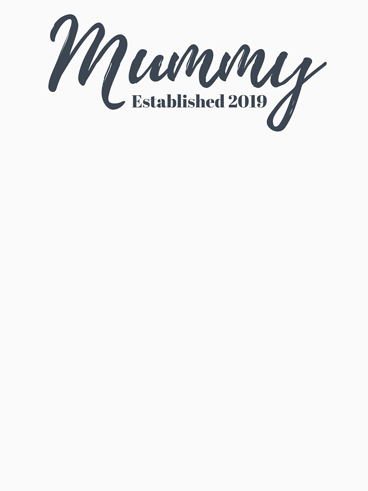 Mummy Established 2019 by MummyOfFour