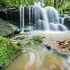 Balaka Falls, NSW von Toddy4x4