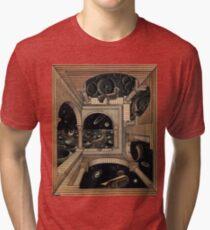 MC ESCHER LABIRINTH - Vintage T-Shirt