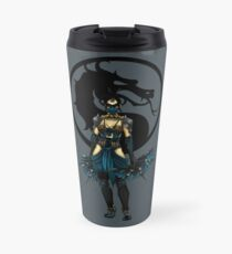 Kitana - Mortal Kombat X Travel Mug