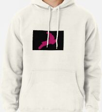magenta, illustration, art, vector, symbol, design, horizontal, pink color, in a row, separation, colors Pullover Hoodie
