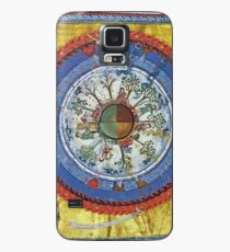 art, religion, old, decoration, antique, symbol, church, pattern, ancient, painting, spirituality, design, god, sign Case/Skin for Samsung Galaxy