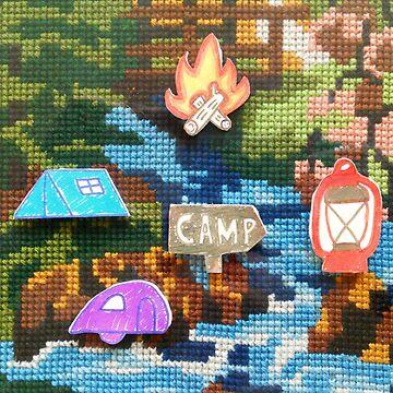 Camp Life by hipaholic