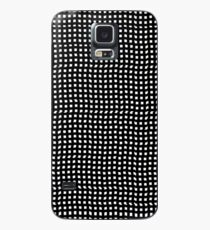 pattern, design, abstract, fiber, weaving, cotton, gray, textile, old, luxury, net, horizontal, textured, backgrounds, covering, old-fashioned, retro style, upper class Case/Skin for Samsung Galaxy