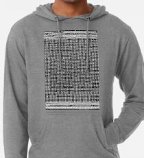 pattern, design, abstract, fiber, weaving, cotton, gray, textile, old, luxury, net, horizontal, textured, backgrounds, covering, old-fashioned, retro style, upper class Lightweight Hoodie