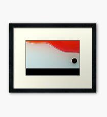 Un  Framed Print