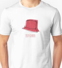 Old School - Hat Unisex T-Shirt