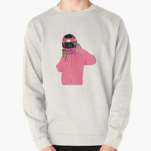 blonde  Pullover Sweatshirt
