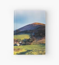 Looking over Lulworth Hardcover Journal