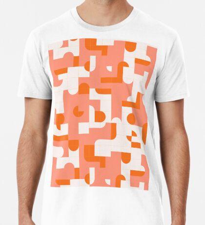 Puzzle Tiles #redbubble #pattern Premium T-Shirt