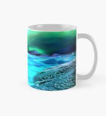 aurora borealis acryl reacstd Tasse (Standard)