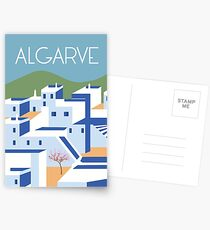 Algarve Açoteias Postcards