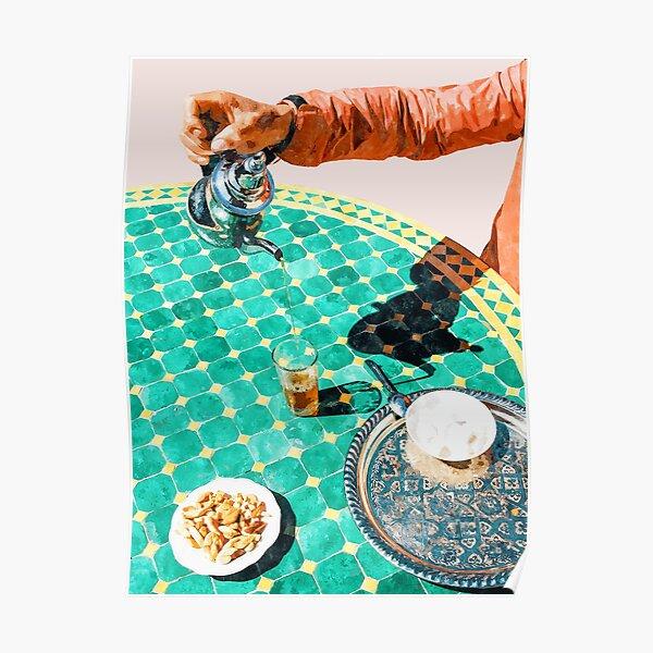 Chai #painting #digitalart Poster