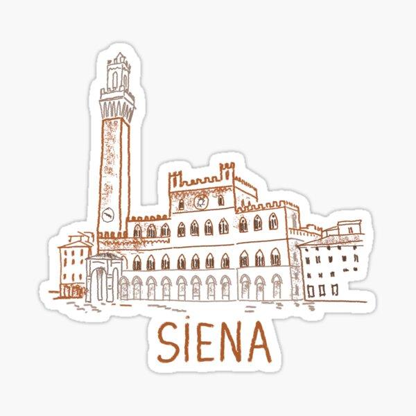Siena Sticker