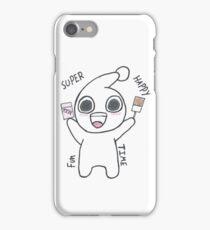 Dengakuman SUPERHAPPYFUNTIME iPhone Case/Skin
