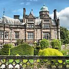 Holker Hall . by Lilian Marshall