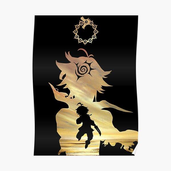 Meliodas - Sept péchés capitaux Poster