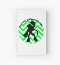 Shadow Zac Hardcover Journal