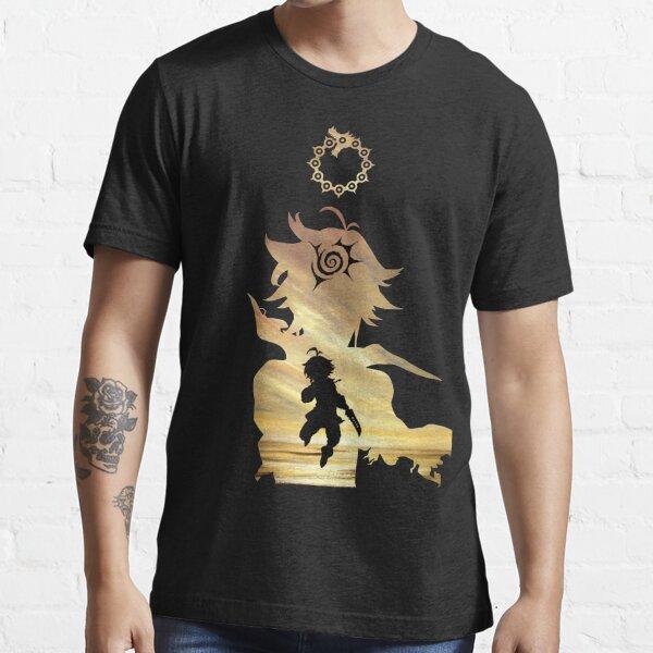 Meliodas - Siete pecados capitales Camiseta esencial
