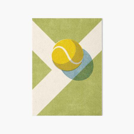 BALLS / Tennis (Grass Court) Art Board Print