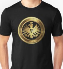 Eintracht Frankfurt e.V. Gold Slim Fit T-Shirt