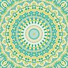 In the Fields Mandala by Kelly Dietrich