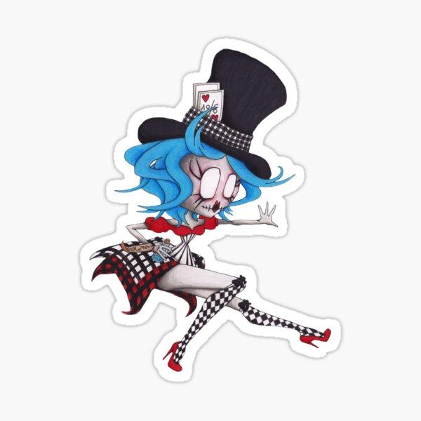 Wonderland Sticker