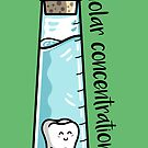 Molar Concentration Chemistry Joke by Fiona Reeves