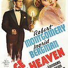 Classic Movie Poster - Rage in Heaven by SerpentFilms