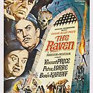 Classic Movie Poster - The Raven by SerpentFilms