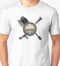 New Hampshire Plain Unisex T-Shirt