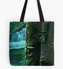 Rain Forest Time- doesnt exist Tote Bag