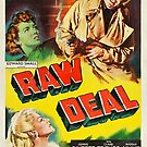Classic Movie Poster - Raw Deal by SerpentFilms