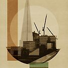 Deco London: Shard by BigFatArts