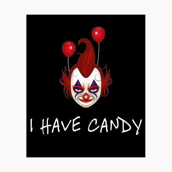I Have Candy Photographic Print