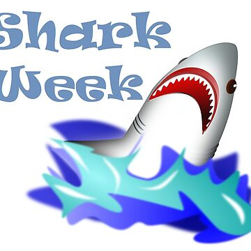 Shark Week by BeachCafe