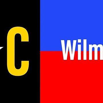 Wilmington NC Police Fire/EMS flag by barryknauff