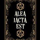 Alea Iacta Est Julius Caesar by pixeptional