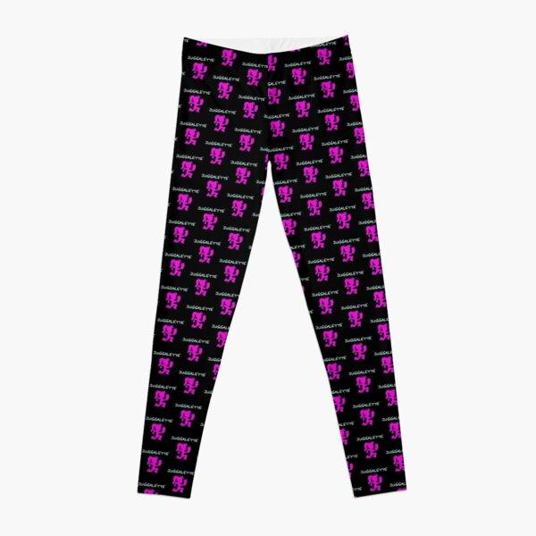 Pink Juggalette Leggings